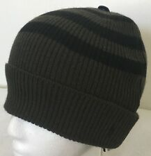 c094d237433 item 4 Polo Ralph Lauren Rib Knit Wool Cashmere Beanie Hat Olive Black~One  Size~NWT -Polo Ralph Lauren Rib Knit Wool Cashmere Beanie Hat Olive Black~ One ...