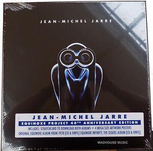JEAN-MICHEL-JARRE-Box-Equinoxe-Project-40th-Anniversary-LP-Vinyl-CD-s-IN-STOCK