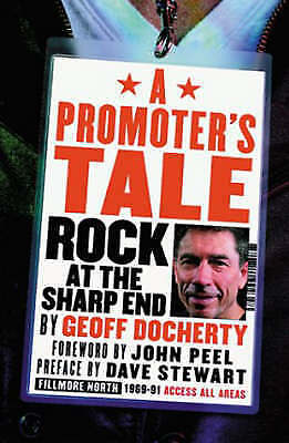 A Promoters Tale: Rock at the Sharp End, Acceptable, Geoff Docherty, Book