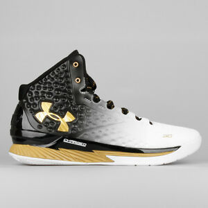 739c5bce4fd5 Under Armour Curry 1 MVP Size 9.5. Warriors Dub Nation Splash Steph ...