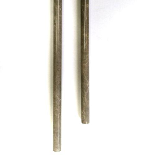 "1//2/""X12/"" Fume Polished Marble Trim Pencil Chair Rail Profile Wall Tile Kitchen"