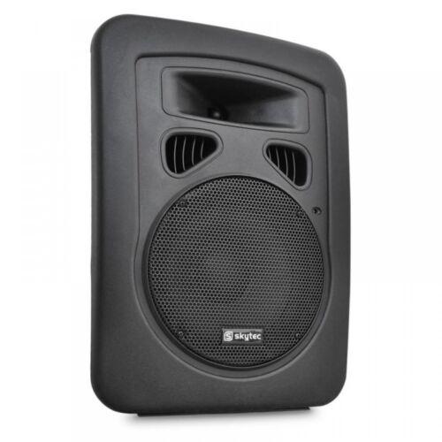"""PA aktiv Lautsprecher Box 200W 8/"""" Woofer Monitor DJ Party Karaoke EON Speaker"""