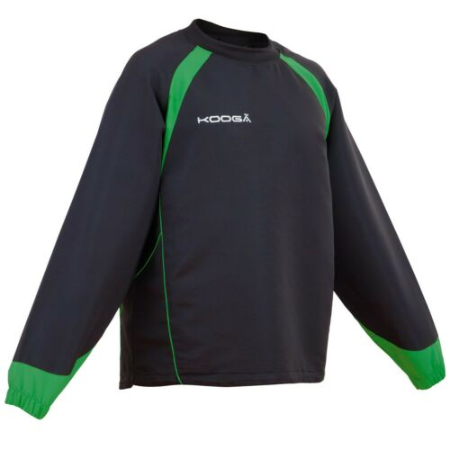 RW3594 Kooga Adults Unisex Vortex II Long Sleeve Sports Top