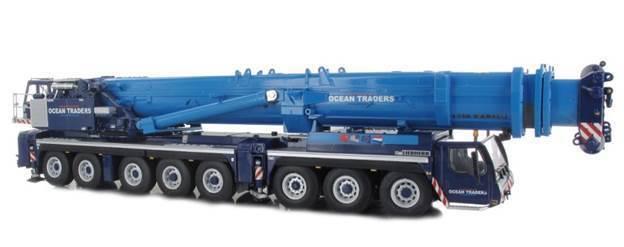 WSI 02-1530 LIEBHERR LTM1500-8.1 grue mobile-OCEAN TRADERS DIE-CAST  1 50 Comme neuf IN BOX  pas cher et de haute qualité