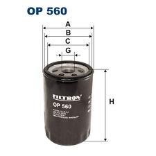 FILTRO olio Filtron op560