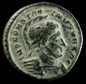 Constantine I - VICTORIAE LAETAE PRINC PERP, Londres - 17mm / 2.88 gr.