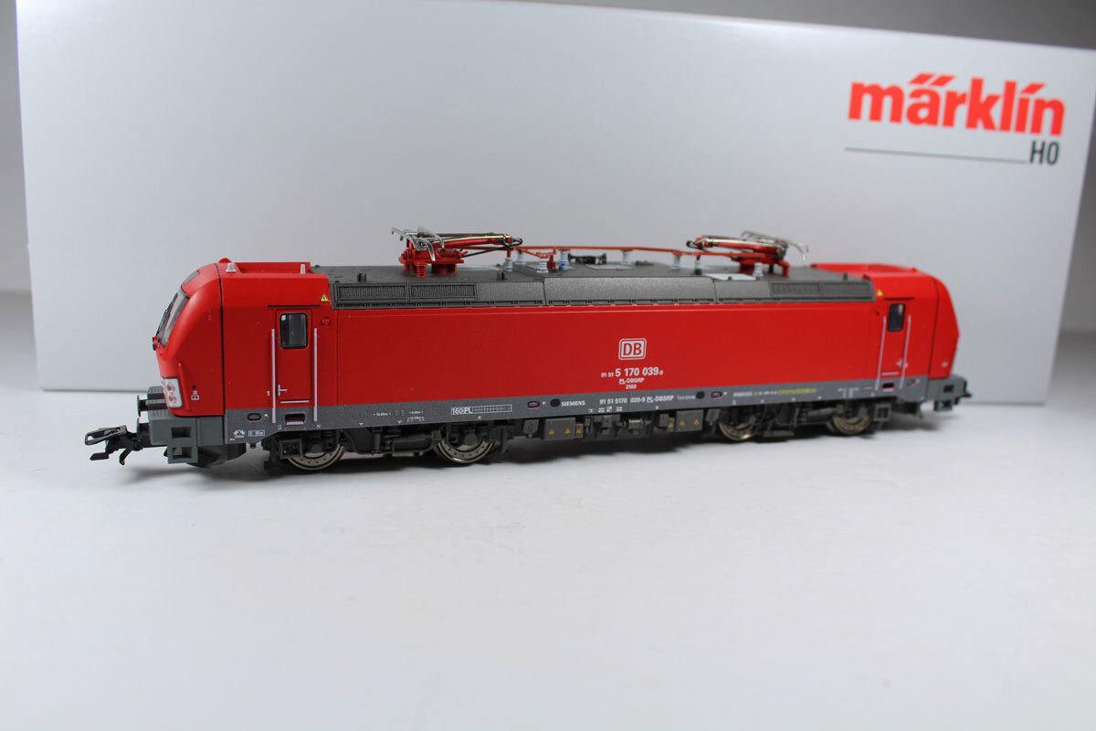 36197 E-Lok BR 170 039-9 DB AG Ep. vi digitale/SOUND/MFX, nuovi.
