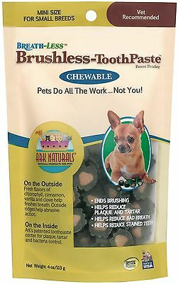 Ark Naturals Brushless Toothpaste- Mini (Cats & Dogs) 4oz