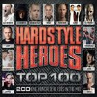 Hardstyle Heroes Top 100 by Various Artists (CD, Apr-2013, Cloud 9 Music)