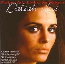 2x CD - Daliah Lavi - Meine Art, Liebe Zu Zeigen - #A1522