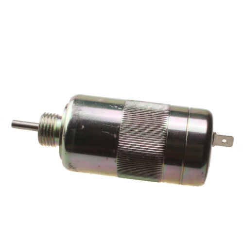 New Fuel Shutoff Solenoid Replace for Case New Holland SBA185206085