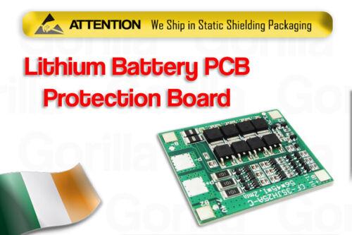 3S 25A 18650 Li-ion Lithium Battery PCB Protection Board 11.1V 12.6V