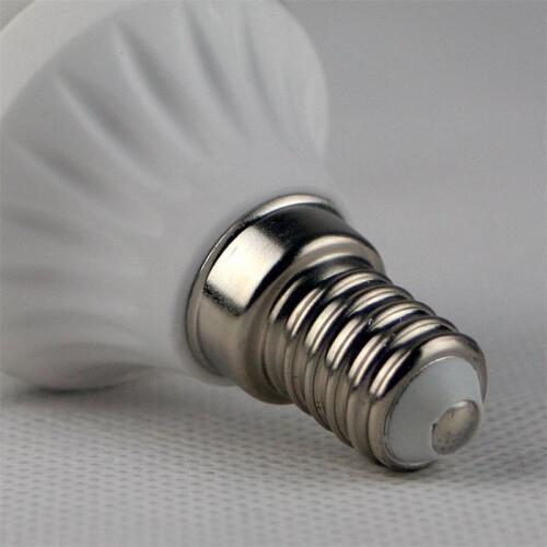 5 LED-Goutte-lampes e14 5w blanc chaud 400lm poire ampoule e-14 ampoule