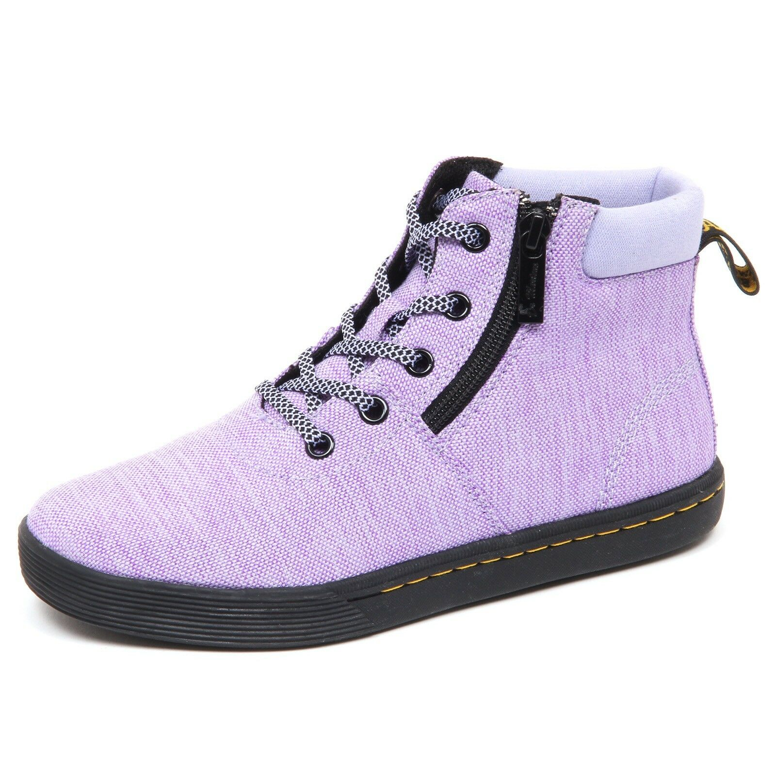 D7920 (SAMPLE NOT FOR SALE WITHOUT BOX) scarpe da ginnastica donna canvas DR. MARTENS scarpe