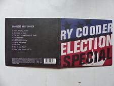 CD Album RY COODER Election special 7559-79616-3