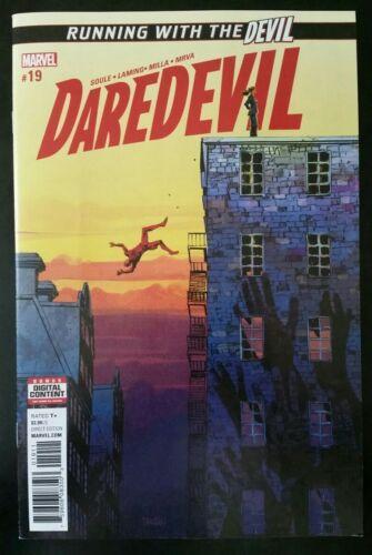 2017 MARVEL Comics DAREDEVIL #19 ~ VF//NM Comic Book
