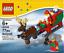 Lego-Holiday-Santa-039-s-Sleigh-polybag-40059-inkl-BA-ohne-Box Indexbild 1