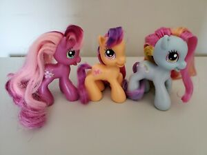 Lot Of 3 My Little Pony G3 5 Rainbow Dash Cheerilee Scootaloo 4 Figure Ponies Ebay And my role model is rainbow dash! details about lot of 3 my little pony g3 5 rainbow dash cheerilee scootaloo 4 figure ponies