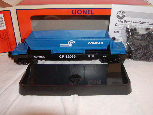 Lionel 682069 Conrail Operating Coal Dump auto O 027 2014  nuovo  82069