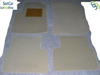 4 block ROVER 75 TAPPETI tappetini AUTO su MISURA