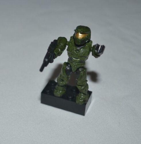HALO SERIES 5 UNSC GREEN SPARTAN WITH SHOTGUN LOOSE FIGURE