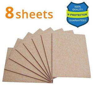 Image Is Loading 8 Pcs Felt Furniture Pads Floor Protector Sheets