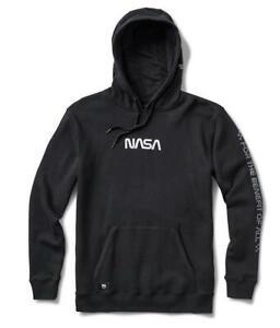 Vans-x-Space-Voyager-NASA-Hoodie-Black-Hooded-Sweatshirt-Jacket-SOLD-OUT