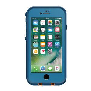 huge selection of 80734 ee1e6 LifeProof FR? Waterproof Case for iPhone 7 - Base Camp Blue