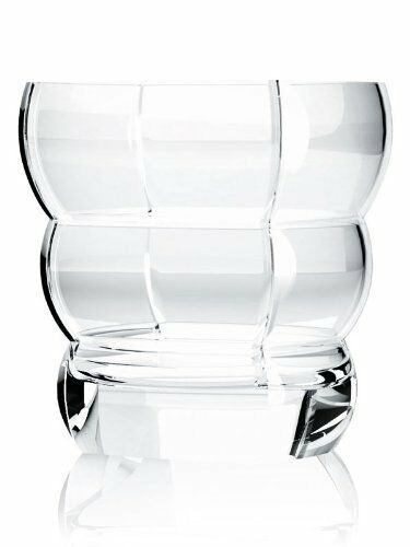 Rogaska Adria Double Old Fashioned glasse New
