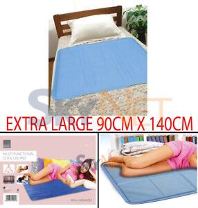 EXTRA-LARGE-MAGIC-COOLING-GEL-PAD-BLUE-COOL-MAT-MATTRESS-TOPPER-PET-90x140