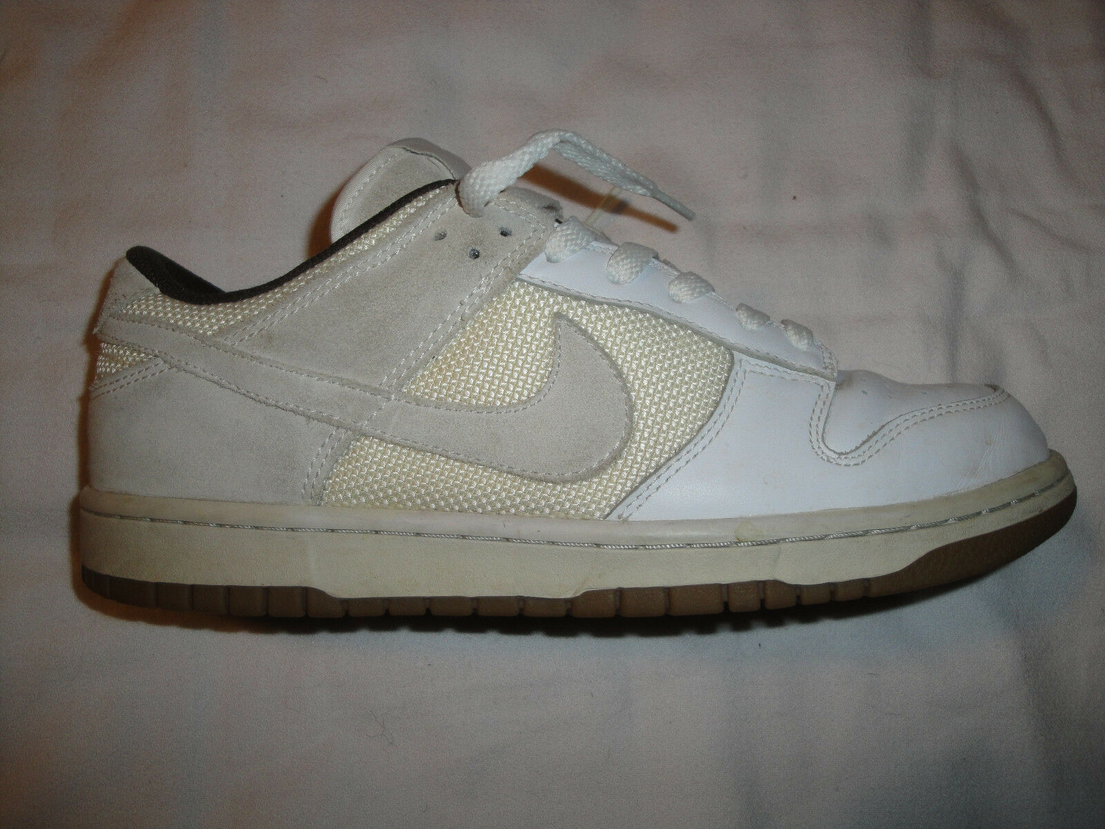 Nike Dunk Low CL Größe 9 Style  304714-225 304714-225 304714-225 Hazelnut & Chocolate e7f895