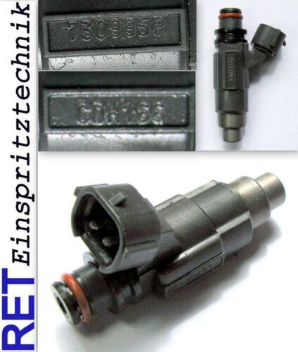 Iniettore strumento cdh166 MITSUBISHI COLT 1,3 BJ 1999 puliti esaminato /&