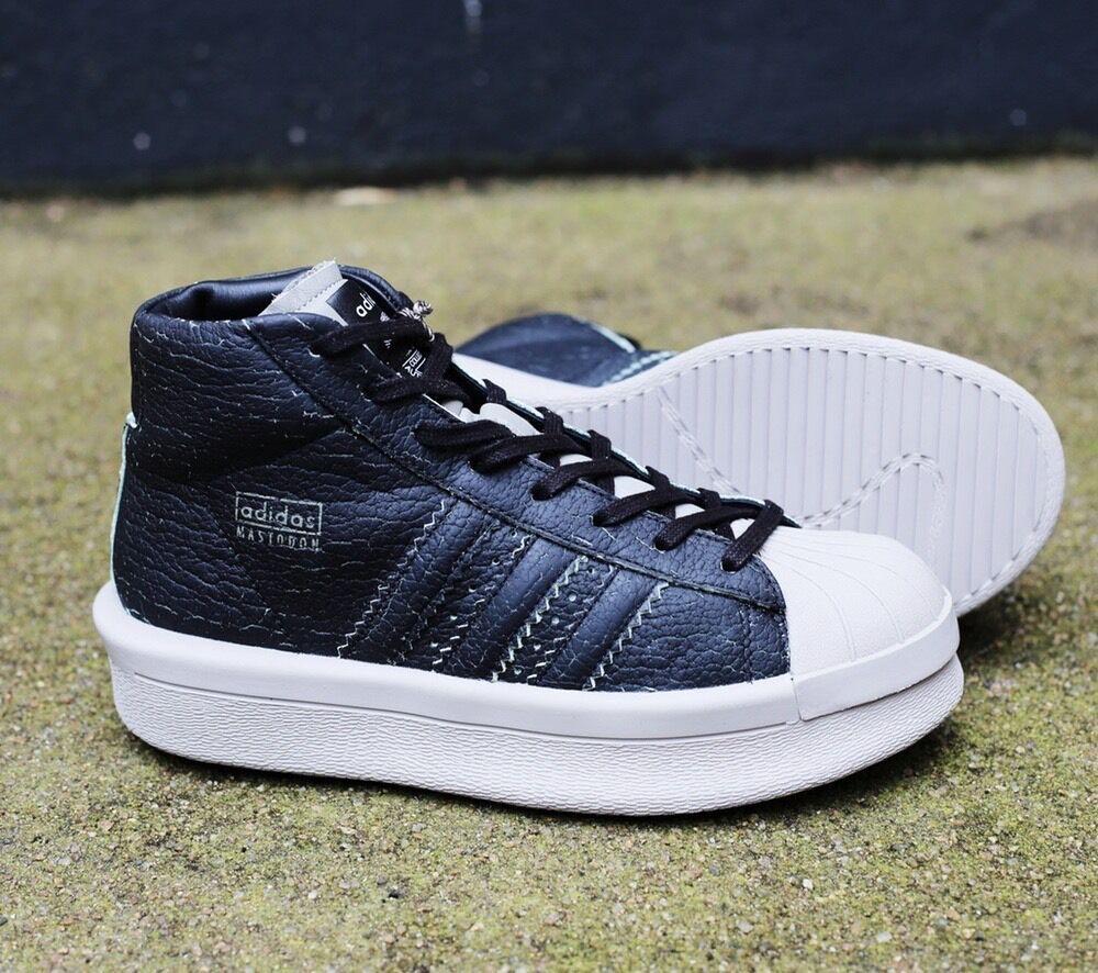 Adidas Rick Owens Ro X Mastodon Pro Model Indigo Black Pearl Size 8 Rare