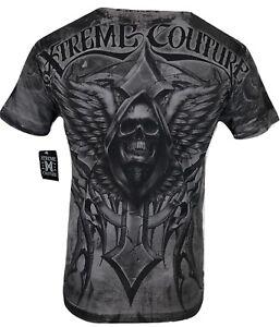 XTREME-COUTURE-by-AFFLICTION-Men-T-Shirt-LAST-SCREAM-Tatto-Biker-MMA-UFC-S-4-40