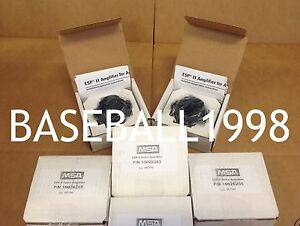 MSA-ESP-II-Voice-Amplifier-Advantage-1000-P-N-10026265-New-in-Factory-Package