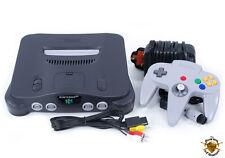 Nintendo 64 Consola y controlador Completo Retro Bundle! Reino Unido PAL N64