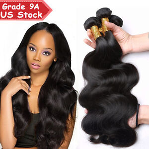 US-Top-9A-Thick-100-Unprocessed-Virgin-Human-Hair-Straight-Wavy-1-3-Bundles