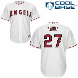 Mike-Trout-27-Los-Angeles-Angels-Majestic-Big-Tall-Cool-Base-Player-Jersey-XLT
