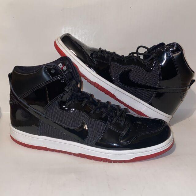 Nike SB Zoom Dunk High Rivals Pack Bred Jordan 1 11 Newcastle AJ7730-001 Size 13