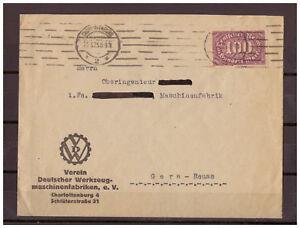 Deutsches-Reich-MiNr-219-EF-Charlottenburg-Berlin-nach-Gera-29-03-1923