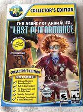Agency of Anomalies: The Last Performance + Bonus Hidden Object PC Games