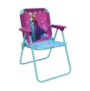 Frozen Foldable Chair Disney Fold Seat Children Toddler