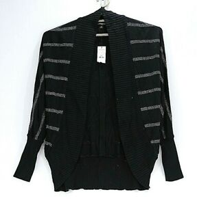 Express-Womens-Cardigan-Sweater-Open-Front-Size-S-NWT