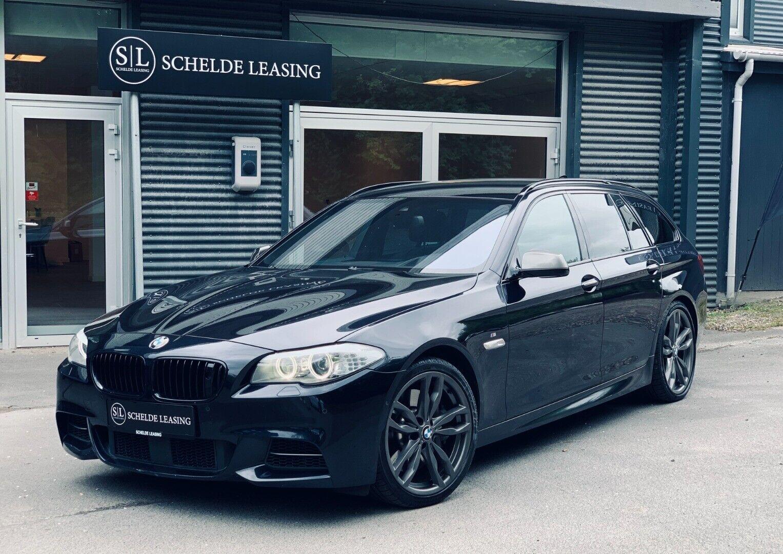BMW M550d 3,0 Touring xDrive aut. 5d - 2.395 kr.