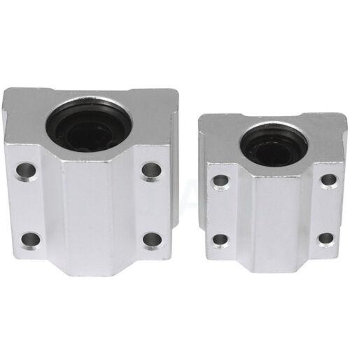 SCS6//8//10//12//16//20UU Linear Motion Ball Bearing Slide Bushing For 6-20mm Shaft