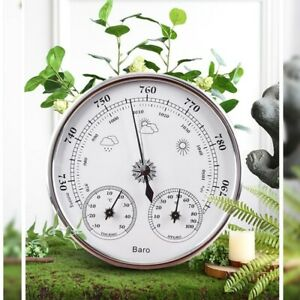 Barometer Outdoor Indoor Thermometer Weather Station Accuracy Weather Forecasts