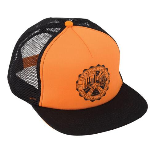 CREATURE SKATEBOARDS SKATE C.C.MU Trucker Netzgewebe Baseball Kappe Hut