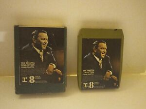 8-Track-Cassette-the-Sinatra-collection-Frank-Sinatra