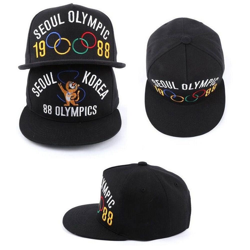 12e0dd520cc Buy unisex mens womens korea seoul olympic baseball cap snapback hats  online ebay jpg 1000x1000 Seoul