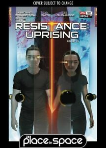 THE RESISTANCE: UPRISING #6 (WK39)